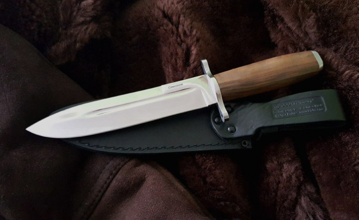 Samsonov knife