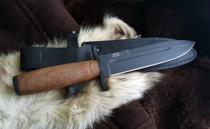 Samsonov knife black