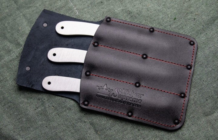 Sheath for throwing knives Kizlyar Supreme